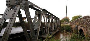 Lydlinch Bridge Dorset, UK construido en 1942